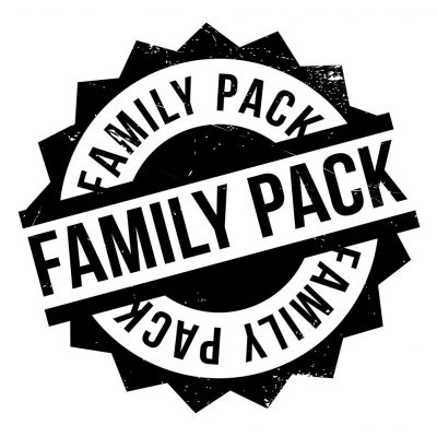 family pack grassfed beef