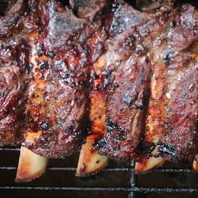 grassfed beef spare ribs